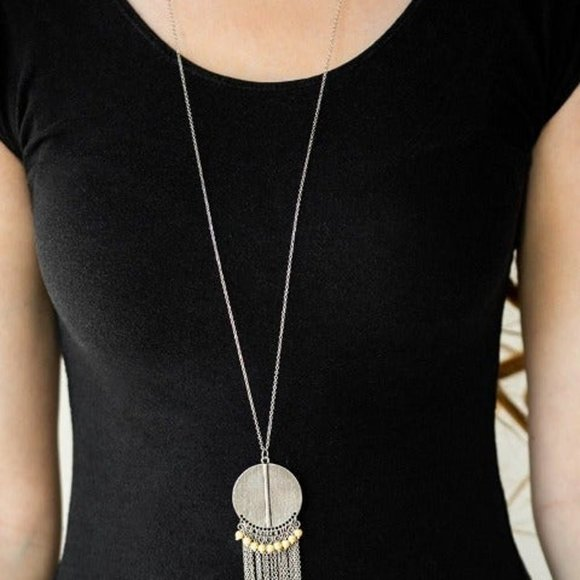 Get A ROAM Yellow Necklace